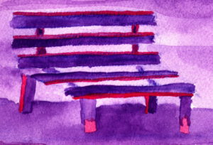 violett, purpur,